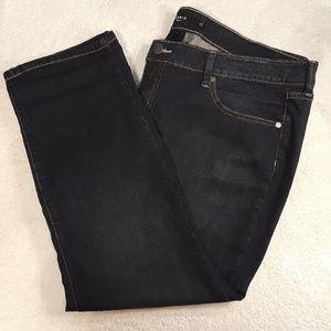 Torrid Denim Ankle/Capri Stretch Jeans Size 24